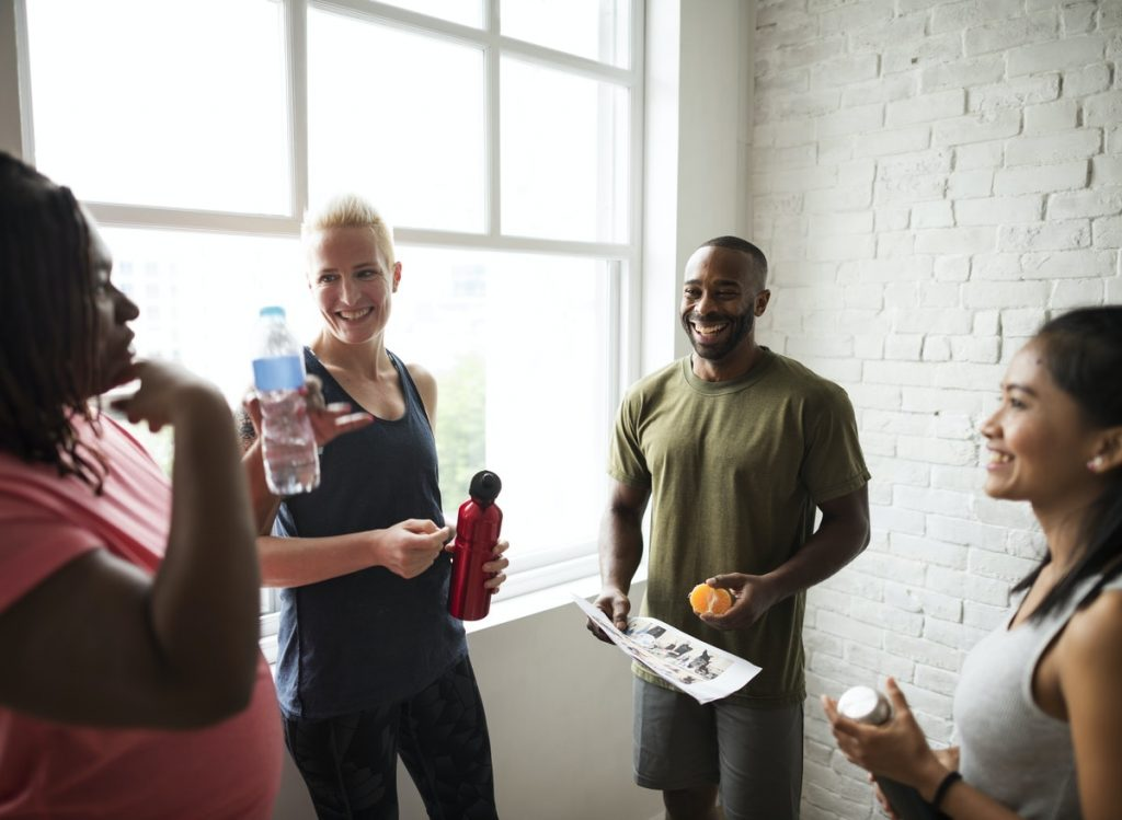 Employee Diet Exercise Collaboration