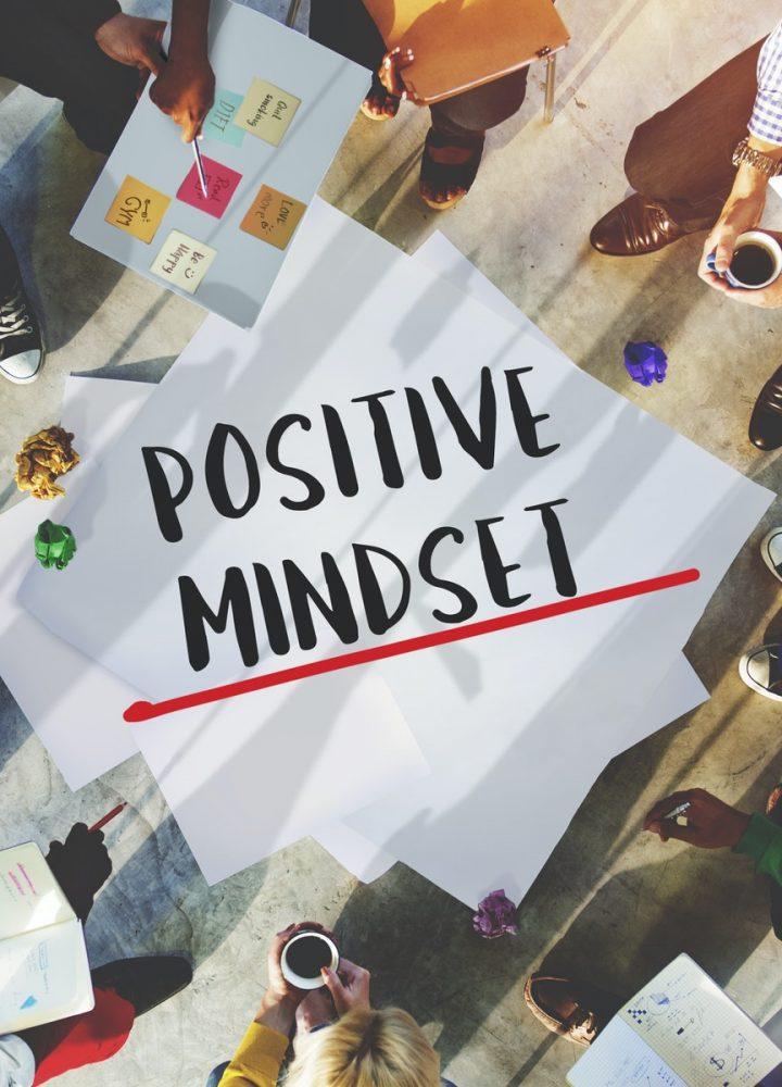 Positive Mindset Workplace